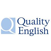 Quality English Logo