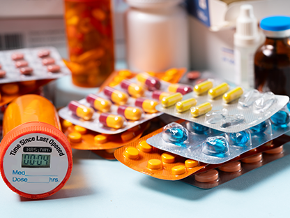 Medication for Travel