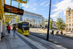 Useful Information: Travelling around Manchester